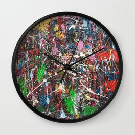 Waking Up From Existential Sleep Wall Clock