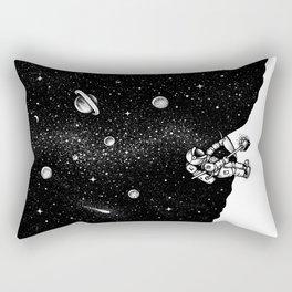 Cosmic Dust Rectangular Pillow