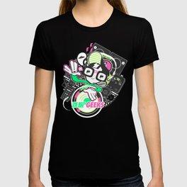 DJ GEEK! T-shirt
