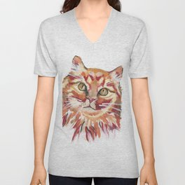 Chilli by Jessica Ruf Unisex V-Neck