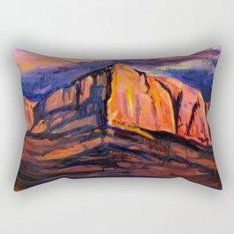 Channeling Georgia Rectangular Pillow