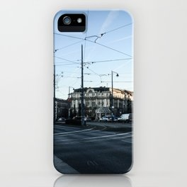Streets of Budapest iPhone Case