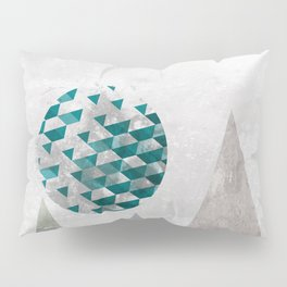 Hills Pillow Sham