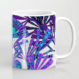 Fluo Deep Ocean Algae Large Coffee Mug
