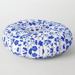 Velasco Blue - 2 Floor Pillow