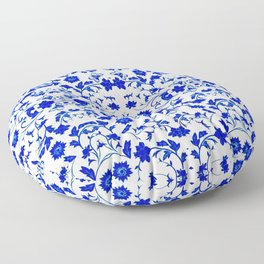 Velasco Blue - 2 Floor Pillow