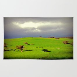 Green Acres Rug
