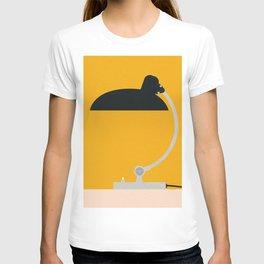 Bauhaus Table Lamp Kaiser T-shirt