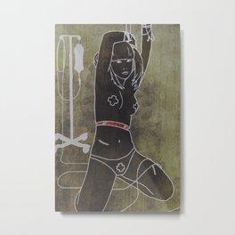 intravenous  Metal Print