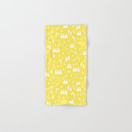 Yellow Jan Hand & Bath Towel