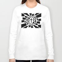 christian Long Sleeve T-shirts featuring Christian Cross by politics