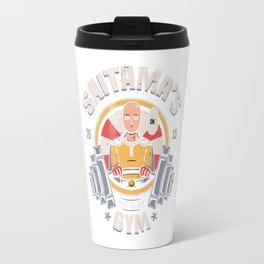 saitama Travel Mug