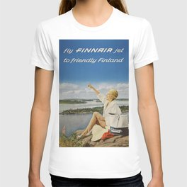 Friendly Finland T-shirt