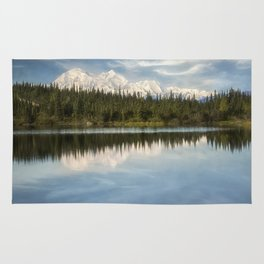 Mt. Denali Reflected Rug