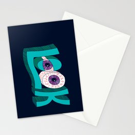 LOOK! Stationery Cards