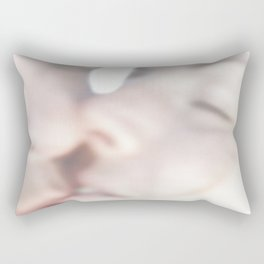 Le Baiser Rectangular Pillow