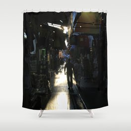 Athens XI Shower Curtain