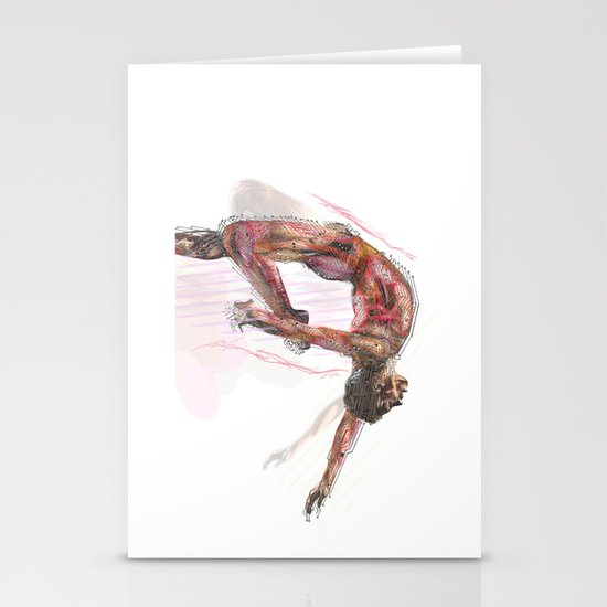 The Olympic Games, London 2012 Stationery Cards