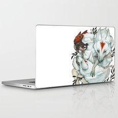 Wolf Child Laptop & iPad Skin