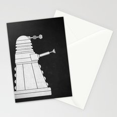 DOCTOR WHO - EXTERMINATE! Stationery Cards