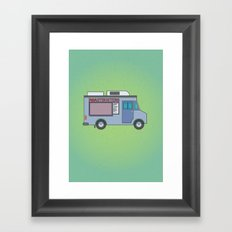 Roastbusters Framed Art Print