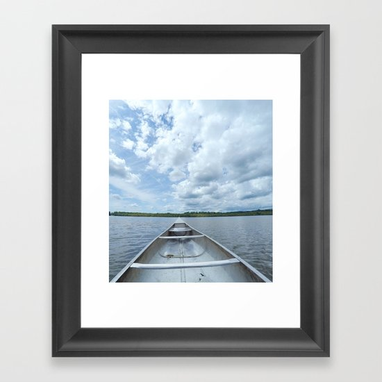 Ready For Adventure Framed Art Print