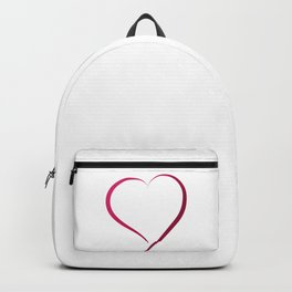 Heart in Style by LH Backpack