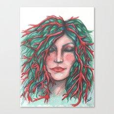Coral Canvas Print