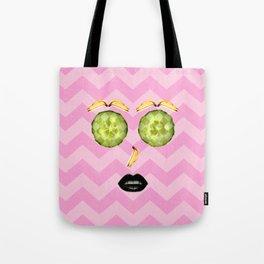 Fruit pelling Tote Bag