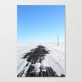 360 North Canvas Print