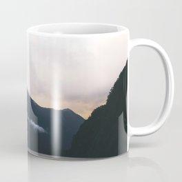 Doubtful Sound Sunrise Coffee Mug
