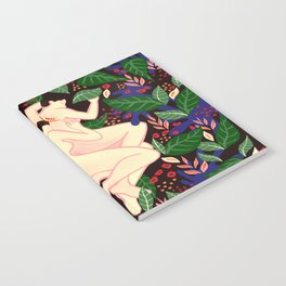 peace lily Notebook