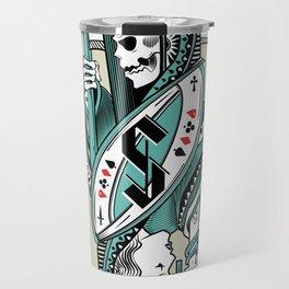 Death card Travel Mug