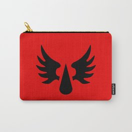 Warhammer 40k Blood Angels Minimalist Poster Carry-All Pouch