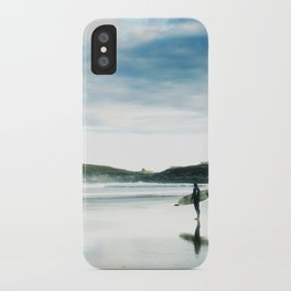 Fistral Surfer iPhone Case