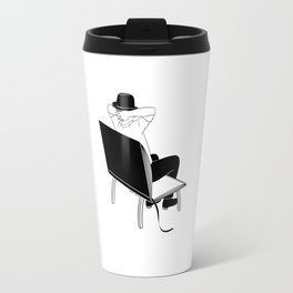 Intermission Page Travel Mug