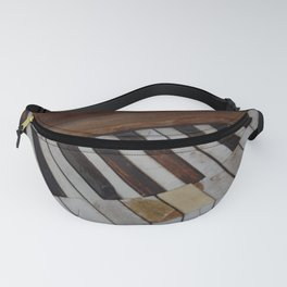 Aged Ivories Fanny Pack