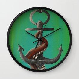 Ancher Wall Clock