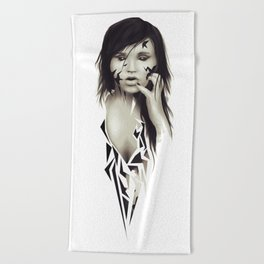 Hollow Beach Towel