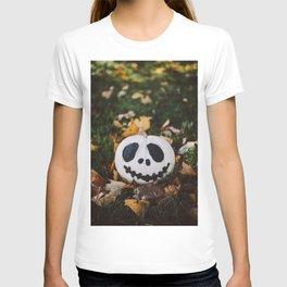 Jack Skeleton Pumpkin T-shirt