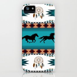 Horse Vintage iPhone Case