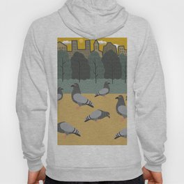 Pigeons Day Out Hoody