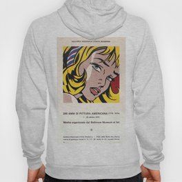 Modern Art Exhibition poster 1976 Hoody