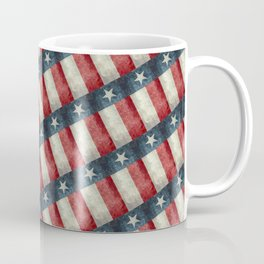 Vintage Texas flag pattern Coffee Mug