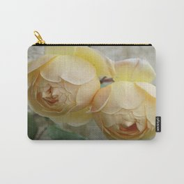 The Rose Duet Carry-All Pouch