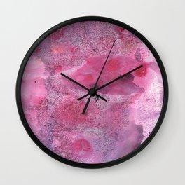 Pink Dream Wall Clock