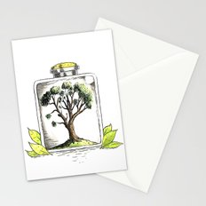Nature on Display Stationery Cards