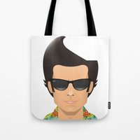 ace Tote Bags featuring Ace by Capitoni