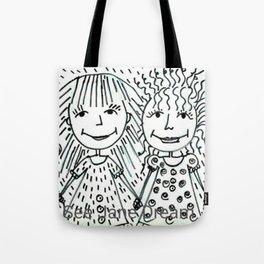 Love Life Laugh Tote Bag