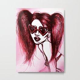 Lolita Metal Print